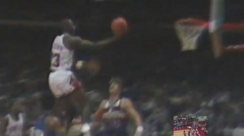 El milagro Jordan