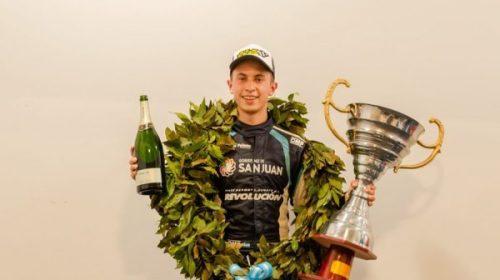 FR Plus: Tobías Martinez, doble podio para liderar cómodamente