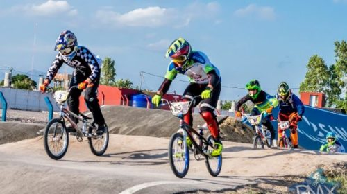 Escuadrón de bikers sanjuaninos arribará al BMX en Córdoba