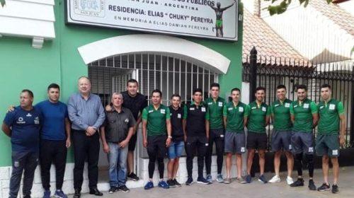 Ciclismo: SEP San Juan ya está en Río Negro para la Vuelta al Valle.
