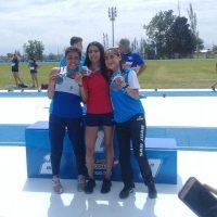 Binacionales: Aylén Funes, una protagonista sanjuanina en Atletismo