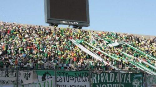 Desamparados vs Peñarol: Clásico sanjuanino podría incluir público visitante.