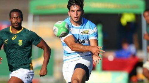 El joven sanjuanino Juan Pablo Castro salta al profesionalismo del Super Rugby.