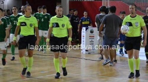 Final a lo grande en el Futsal: Boca y San Lorenzo buscan campeonar