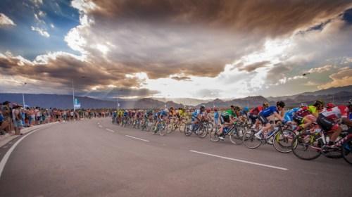 La Vuelta a San Juan llega a los celulares