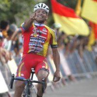 Daniel Juarez se impuso en Sprinter en la Vuelta a San Juan