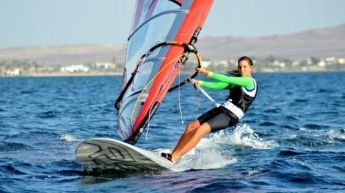 Se avecina el Sudamericano de Windsurf con participación sanjuanina