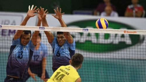 Gran victoria de UPCN en el arranque del Sudamericano de Clubes