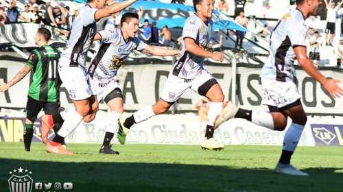 Dura derrota de San Martín ante Estudiantes de Caseros