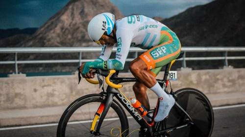 Dotti, el líder indiscutido de la Vuelta a Mendoza