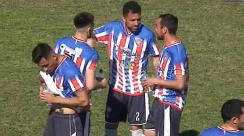 Peñarol jugará en San Nicolás ante Newell's