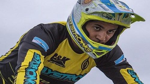 Dos podios para Chalo Molina en Latinoamericano de BMX