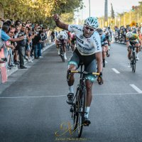 Juan Pablo Dotti es el pentacampeón de la Vuelta a Mendoza