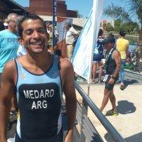 Anticipo: Medard ganó el Triatlón del Sol