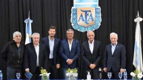 El sanjuanino Claudio Tapia fue reelegido en AFA por cuatro años más