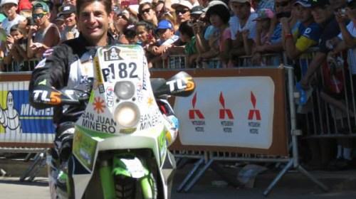 """""""Guapo"""" Cerdera: 3 décadas en las motos sorteando la huella de su padre el Gran Peringa"""