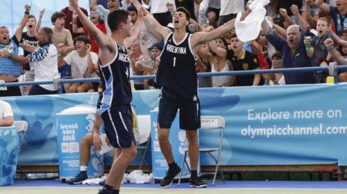 San Juan participará del campeonato de básquet 3×3 virtual