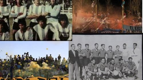Dos centenarios equipos cumplieron año este domingo.