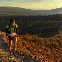 La alegría de Eugenia Garay por volver a entrenar en contacto con la naturaleza