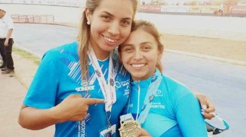 Ludmila Aguirre: su pasión por el ciclismo y las peleas y recoinciliaciones con su hermana Maribel