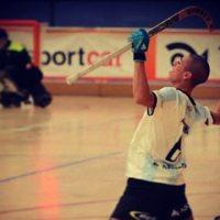 Fabrizio Torres y su desembarco en el hockey portugués
