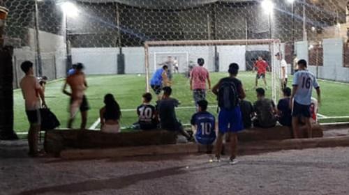 Estudian protocolo para implementar Fútbol 5 en la Provincia.