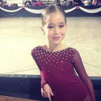 Luz Tejada, tras el sueño del Panamericano de patinaje artístico