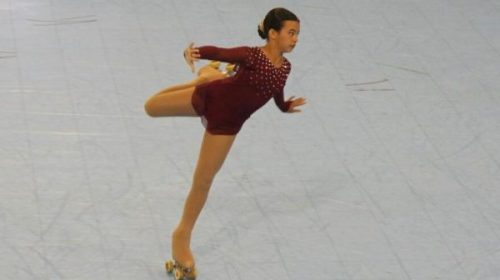 Una nueva clasificación al Panamericano de patinaje artístico para Delfina Alvarez