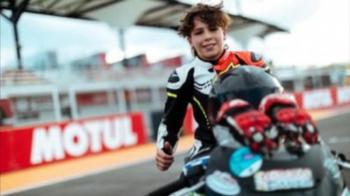 Facundo Mora es seleccionado para probar y competir en Superbike de Brasil