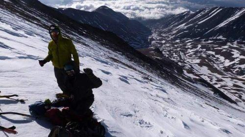 Enamorados de la montaña, parte I