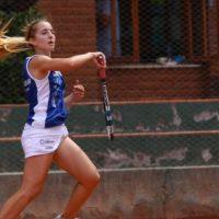 El recuerdo que dejó en la tenista Sofia Moguilner haber estado en los Binacionales