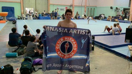 Gimnasia: Omar Palma, con el objetivo de instalarse en la elite nacional