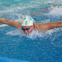Tomás Rivera, un regreso recargado a la natación