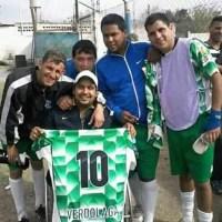 Jugó en Árbol Verde, quedó parapléjico y estuvo al borde de la muerte: ahora dedica su vida a la solidaridad
