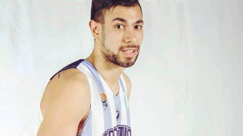 Gonzalo Sotelo, talento en básquetbol