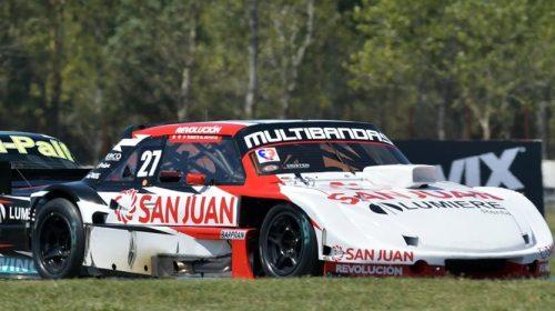 Della Motta fue 29º en la primera del TC: «El auto sigue funcionando mal»