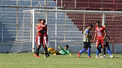Comienzo a pleno de goles en el fútbol sanjuanino