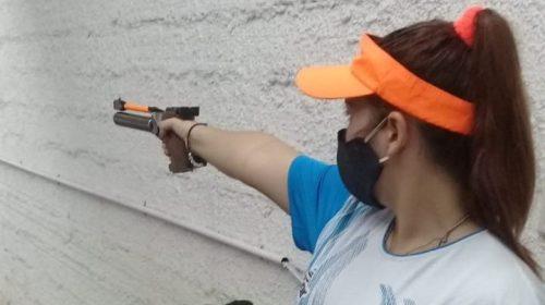 Lara Méndez ganó el Apertura de Tiro