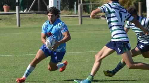 Categórica victoria de Universidad sobre San Juan RC, en el inicio del rugby local
