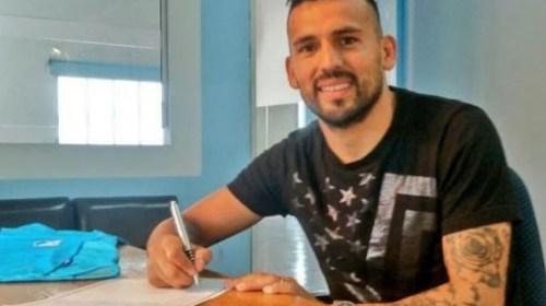 Marcos Figueroa, nuevo jugador de Trinidad