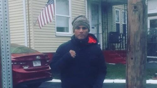 El sanjuanino 'Pac Man' Fernández, en EEUU: «Acá el boxeo es más agresivo»