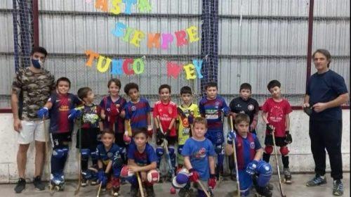 Los chicos de UVT recordaron al Turco Abdala y al Wey Zapata