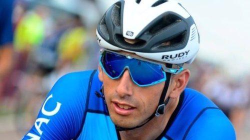 Gerardo Tivani, un ciclista todoterreno