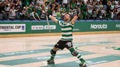 Romero y Platero siguen acumulando éxitos con el Sporting Lisboa