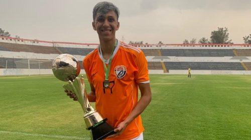 Nahuel Mercado llevó sus goles desde Chimbas hasta Acapulco
