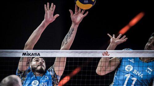 Argentina perdió contra Estados Unidos