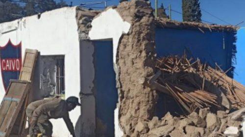 Los hinchas de Villa Obrera y la ilusión de reconstruir el club