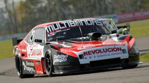 Espectacular segundo puesto para Tobías Martínez en la final del TC Mouras