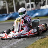Joaquín Naranjo afronta un nuevo desafío en el karting nacional