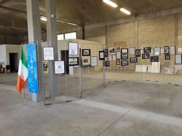 Voici quelques images de l'installation accompagnées de quelques articles. retraçant cet évènement organisé par le Centre Européen de Rencontres Franz.